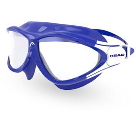 Head Rebel Svømmebriller Børn, blå/hvid